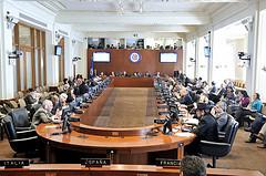 Sesión del Consejo Permanente (foto OEA)