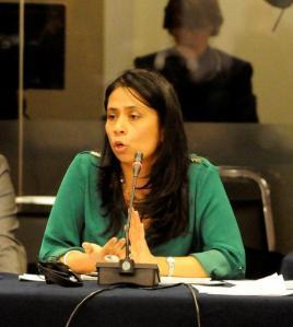 Katya Salazar, DPLF. Reunion especial del Consejo Permanente, 7 de marzo de 2013.
