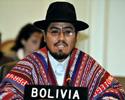 Diego Pary Rodríguez, Embajador, Representante Permanente de Bolivia (foto OEA)