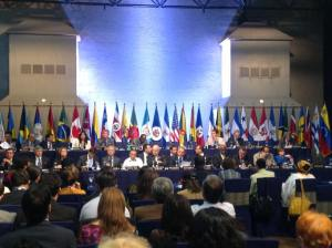 43 Asamblea General de la OEA